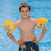 Swim Safe 10in Premium Arm Bands Step C